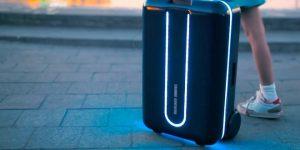 Sahibini Takip Eden Robot Bavul: Travelmate promegaweb izmir web tasarım