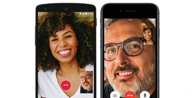 WhatsApp'a Görüntülü Görüşme Geldi promegaweb izmir web tasarım