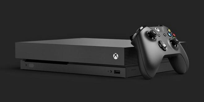 Beklenen Oyun Konsolu Xbox One X Türkiye'de