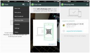 Bilgisayarda whatsapp nasıl kullanılır? Whatsapp Web kullanımı izmir web tasarım
