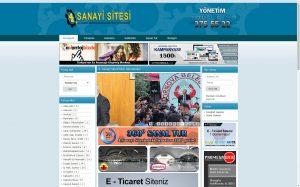 izmir kurumsal iş portalı ve özel yazılım proje geliştirme hizmeti 4.sanayi sitesi