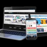 izmirde yönetim panelli kurumsal web sitesi tasarım firması