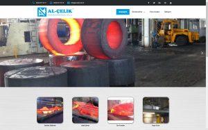 izmir kurumsal web tasarım al-çelik