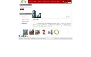 izmir kurumsal site e-mail barındırma hizmeti atilas asansör