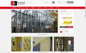 izmir kurumsal web sitesi ve e-ticaret sitesi ea mimarlık