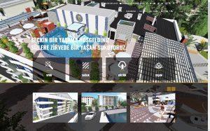 izmir kurumsal web sitesi referansı ege royal residence