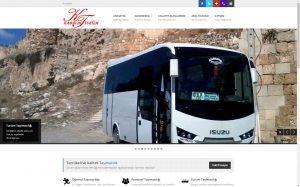izmir web sitesi tasarımı kabacık turizm