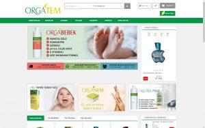 izmir kurumsal web sitesi ve e-ticaret sitesi orgatem