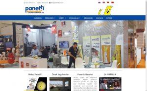 izmir web sitesi referans panetti
