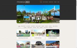 izmir web tasarım kurumsal web sitesi promega360