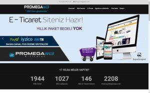 izmir web tasarım promegaweb