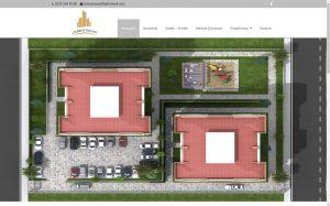 izmir yönetim panelli kurumsal web sitesi turbay inşaat