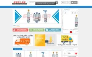 gazyagi.net e-ticaret web sayfası tasarımı